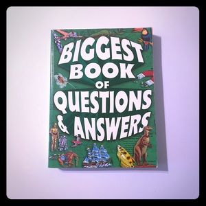 🍭Biggest Book of Questions & Answers